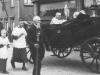 Processie met pastoor Kocken